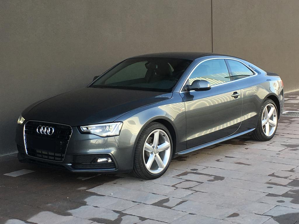 Audi A5 coupè 1.8Tfsi
