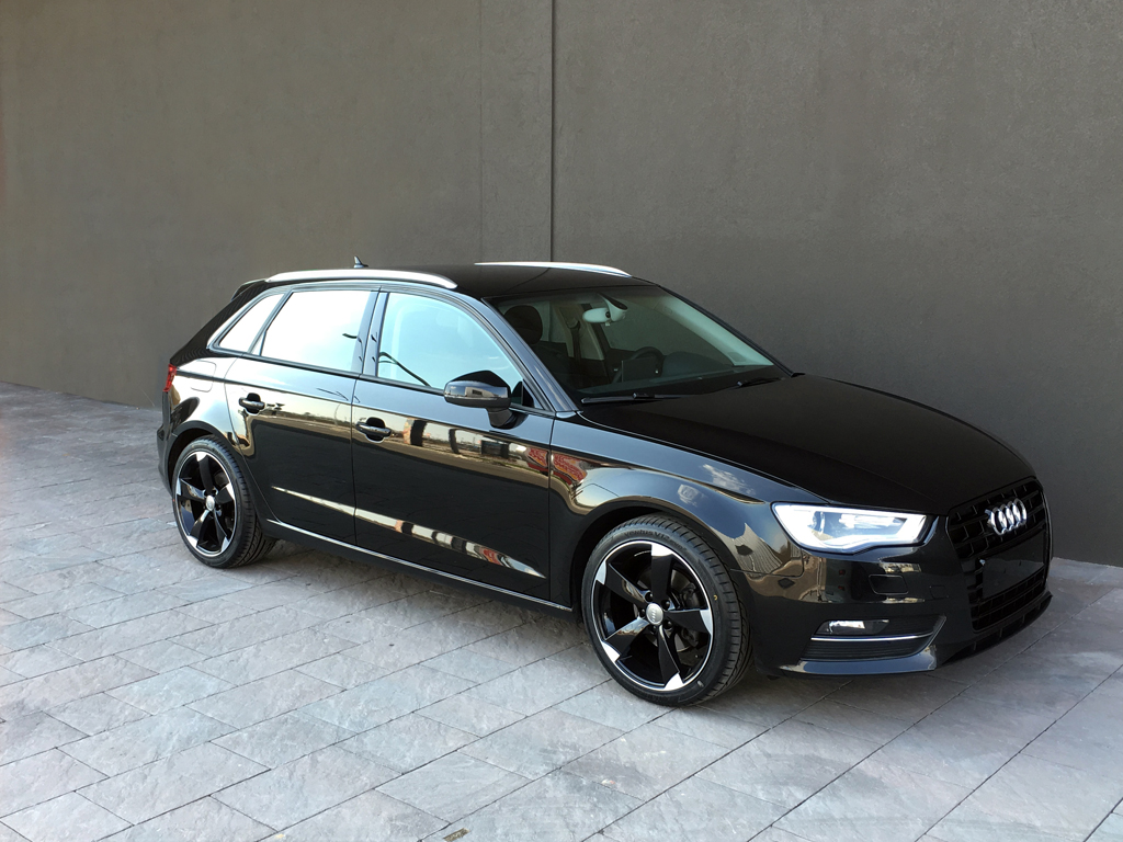 audi a3 sportback import auto. Black Bedroom Furniture Sets. Home Design Ideas
